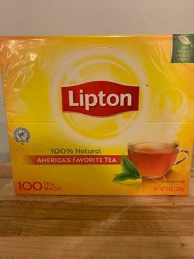 Lipton Black Tea Bags (100 Bags)