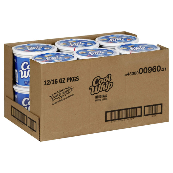 Cool Whip Whipped Topping (16oz)