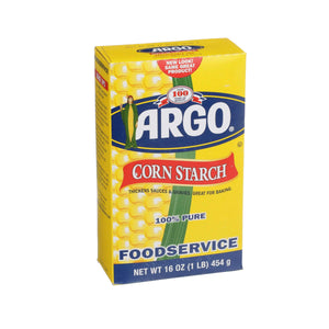 1 pound box of corn starch