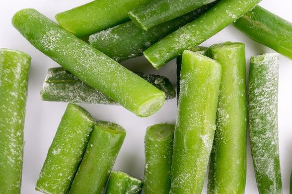 Frozen Whole Green Beans (2 pounds)