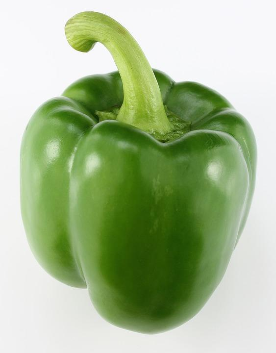Green Bell Peppers (3 count)
