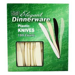 Plastic Knives (100 count)