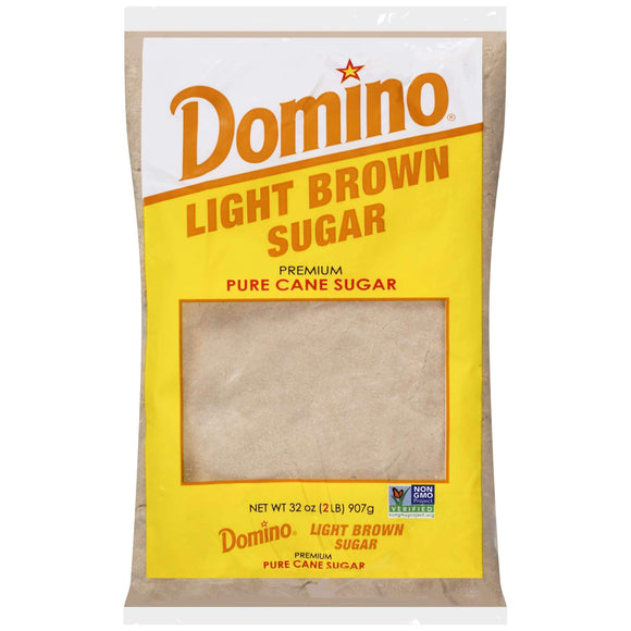2 pound bag of light brown sugar