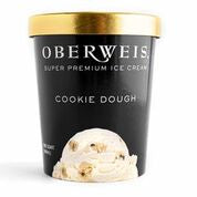 Oberweis Cookie Dough Ice Cream (pint)