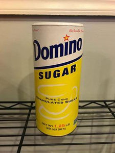Domino Granulated Sugar Canister (1.25lb)
