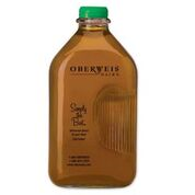 Oberweis Glass Bottle Tea and Lemonade Blend (1/2 Gal)