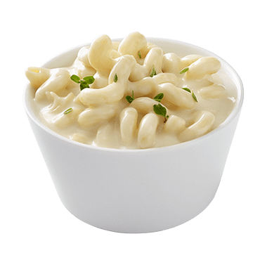 White Cheddar Macaroni & Cheese Entree- steam bag ready (64 ounces)