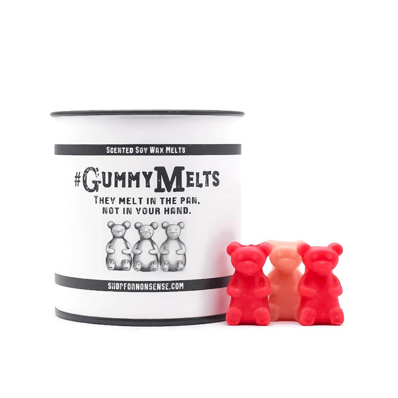 #HomeForTheHolidays GummyMelts • Cranberry + Apple + Spice