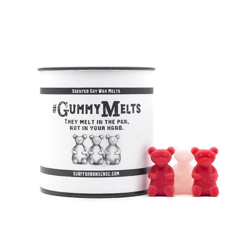 #CandyCaneLane GummyMelts • Peppermint + Sugar