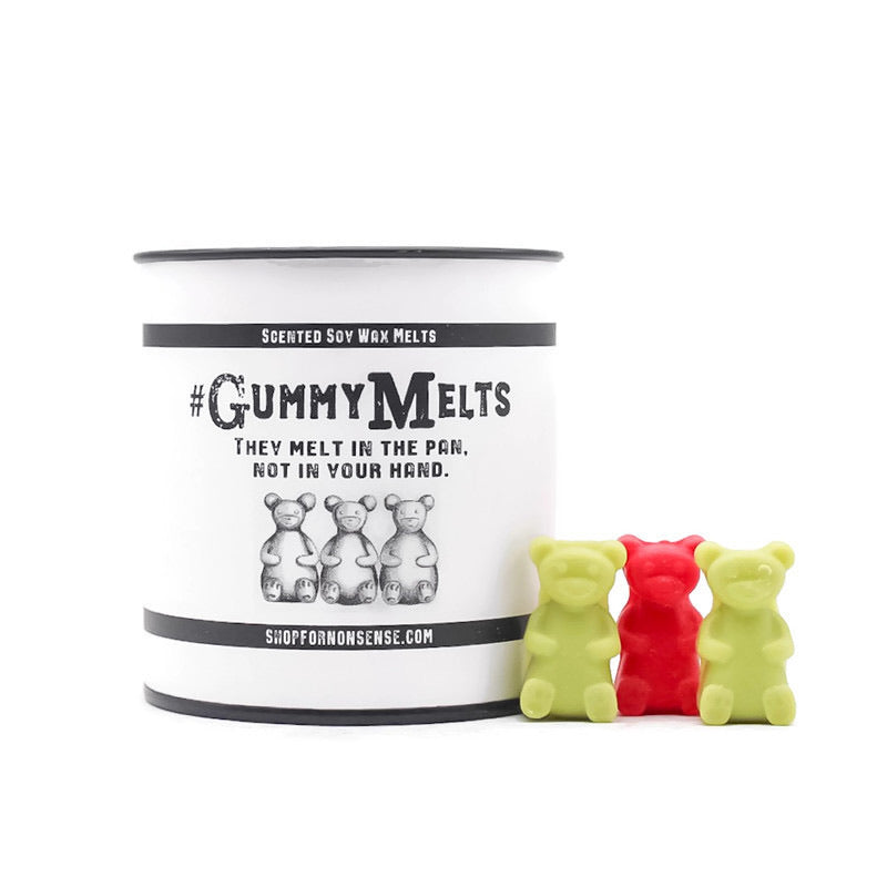 #TisTheSeason GummyMelts  • Evergreen + Clove + Citrus