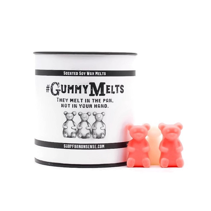 #NeverSkipDessert GummyMelts • Sugar +  Vanilla + Maple