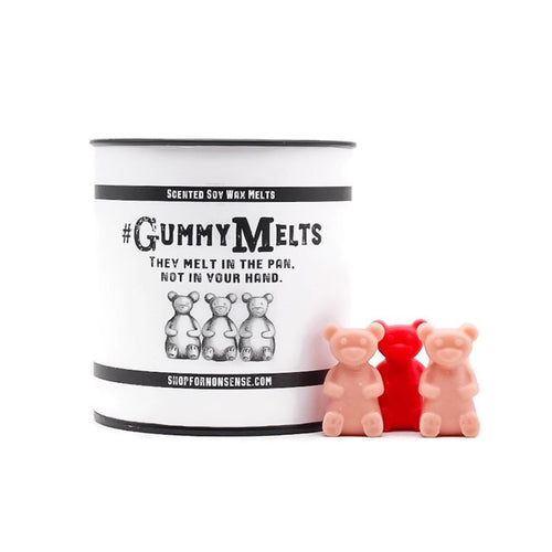 #Barbershop GummyMelts • Mahogany + Teakwood + Oak