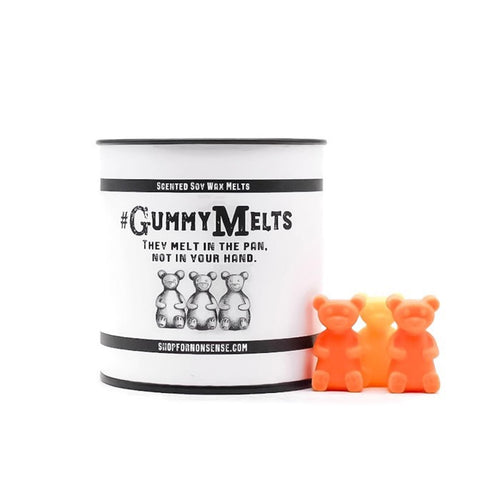 #SqueezeTheDay GummyMelts • Sweet Grapefruit + Orange