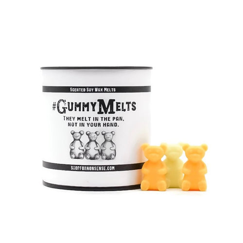 #SweetOnYou GummyMelts • Lemon + Sugar + Vanilla