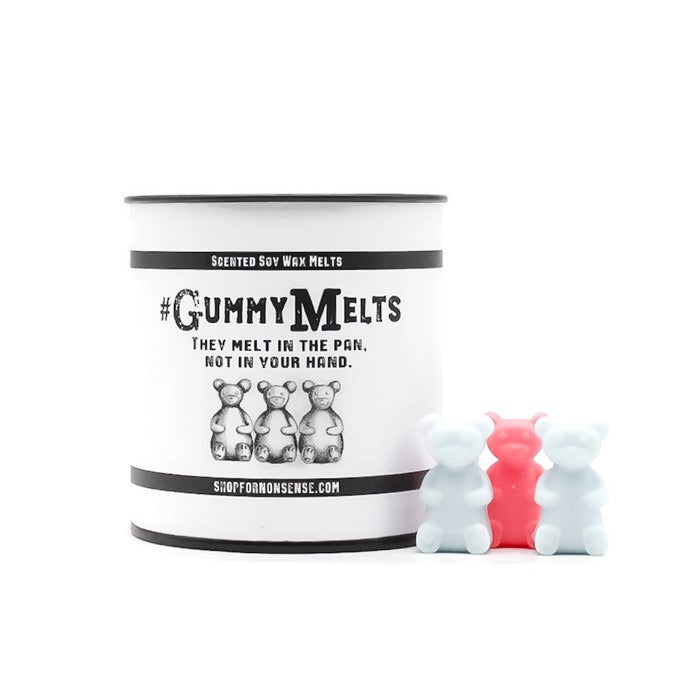 #ExoticOasis GummyMelts • Sea Salt + Jasmine