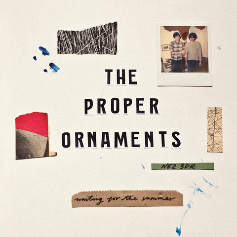 The Proper Ornaments - Waiting for the Summer - LP