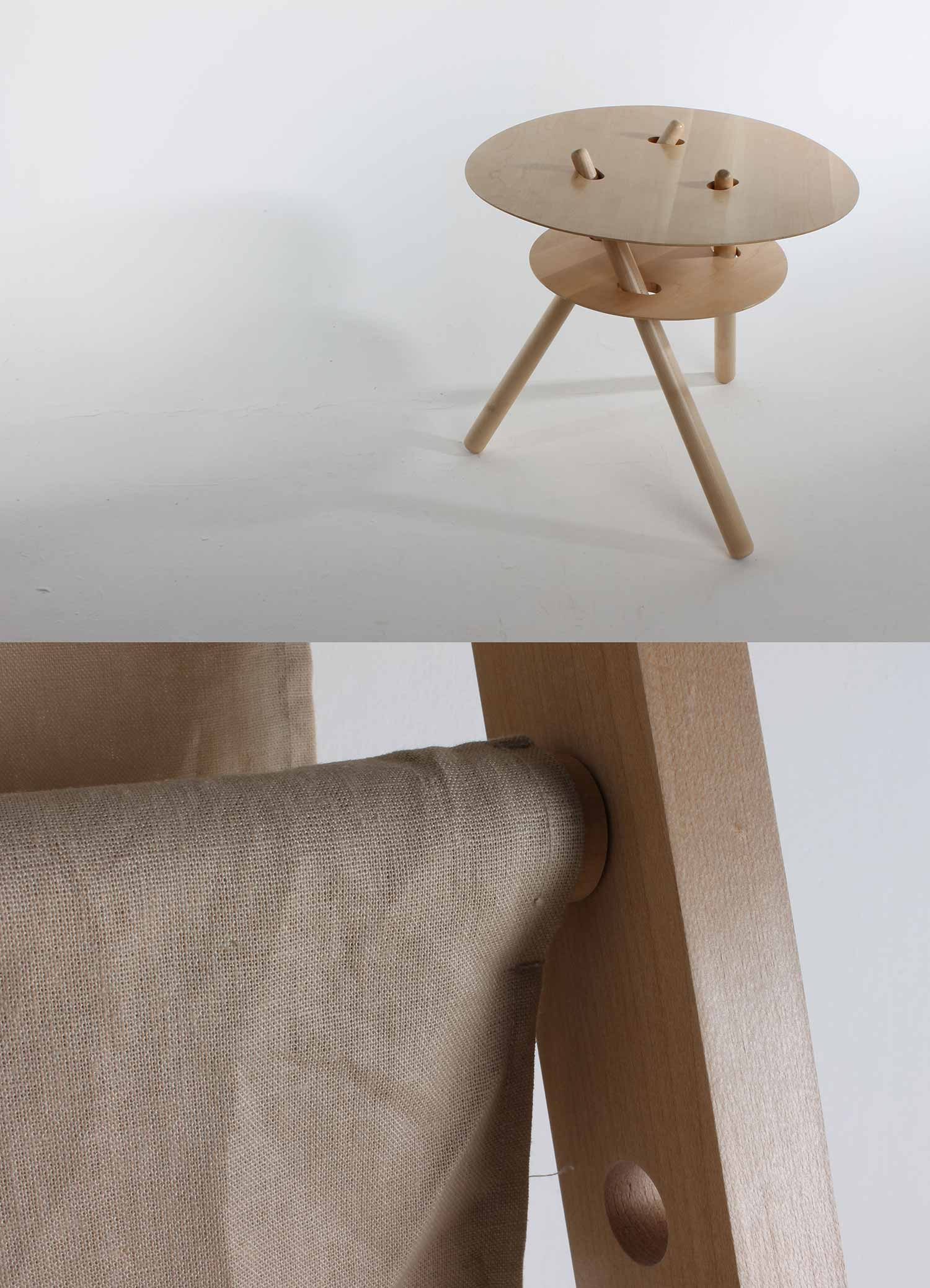 Searlait McCrea Racka Furniture Project