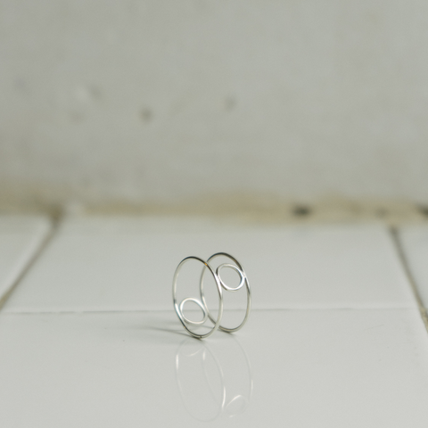 Today jewellery unusual modern ring