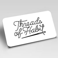 Threads of Habit Gift Card
