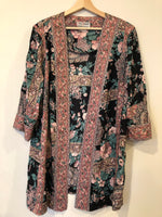 80s Tracy Richards Open Duster (M-XL)