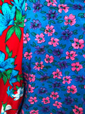 Floral Thai Wrap Pants (S-L)
