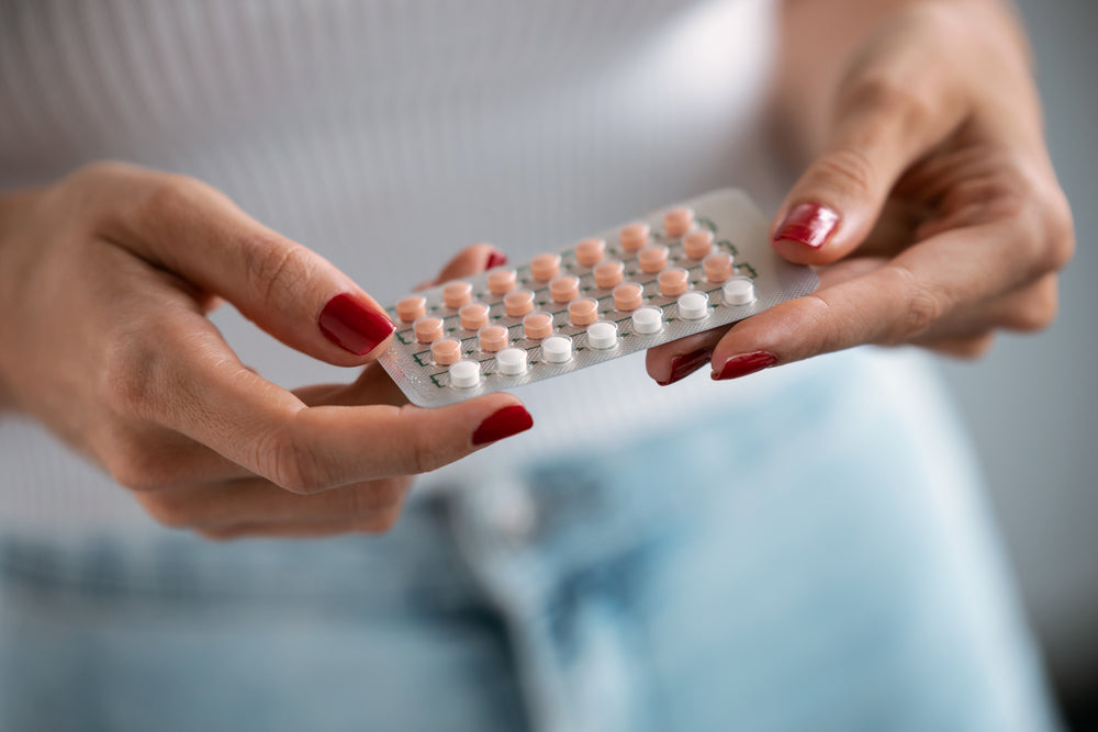 The Link Between Birth Control and Hair Loss