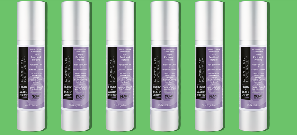hair and scalp synergy