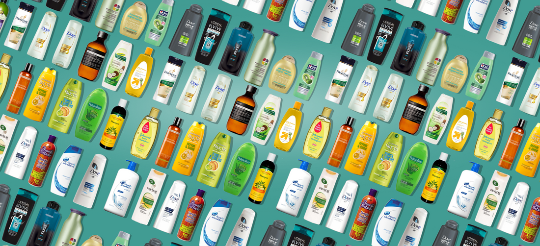 Does it matter what kind of shampoo you use? Absolutely!
