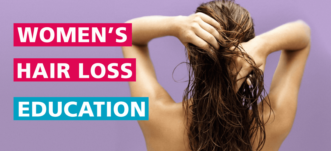Women's Hair Loss Education