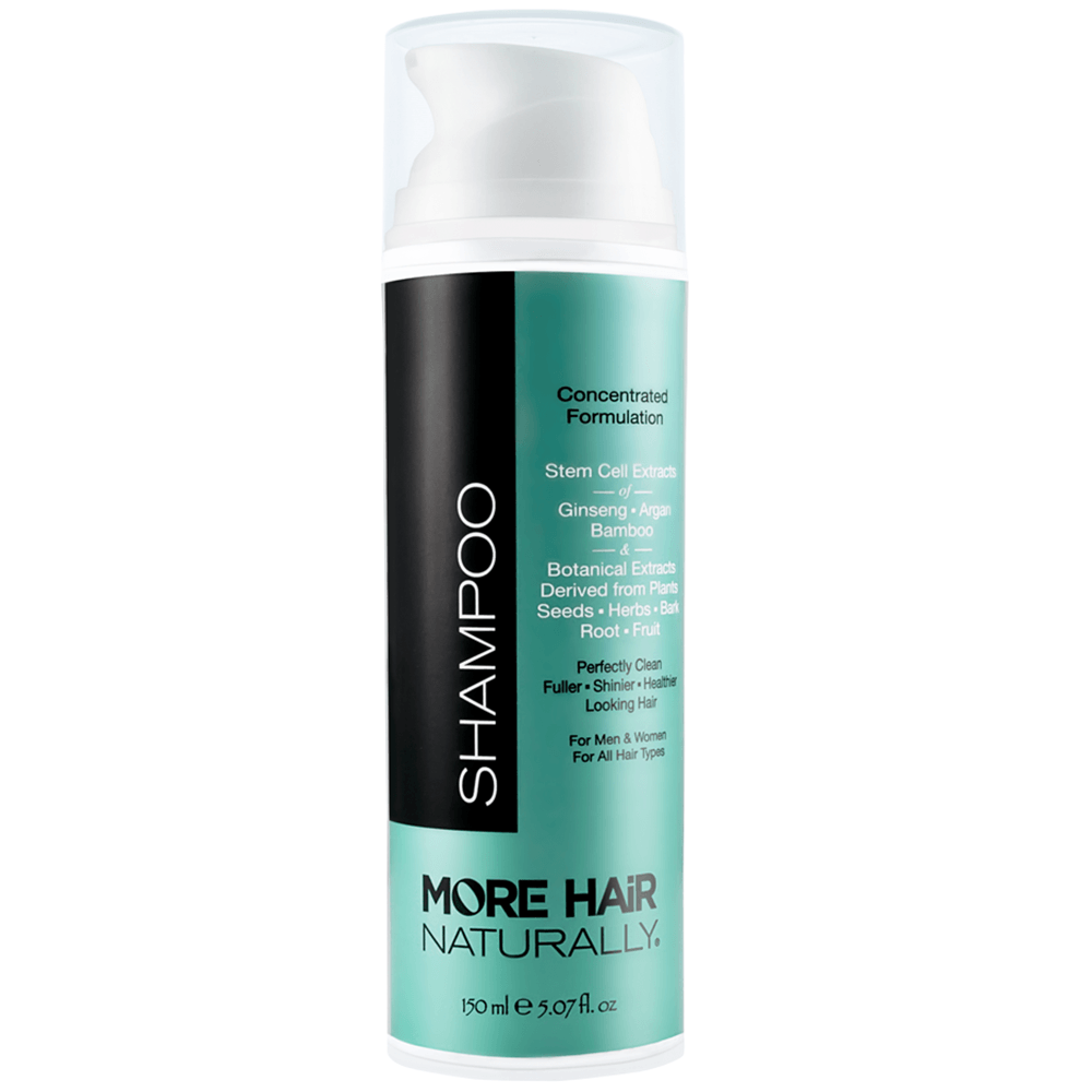 More Hair Naturally coupon: Triple Stem Cell Shampoo by More Hair Naturally