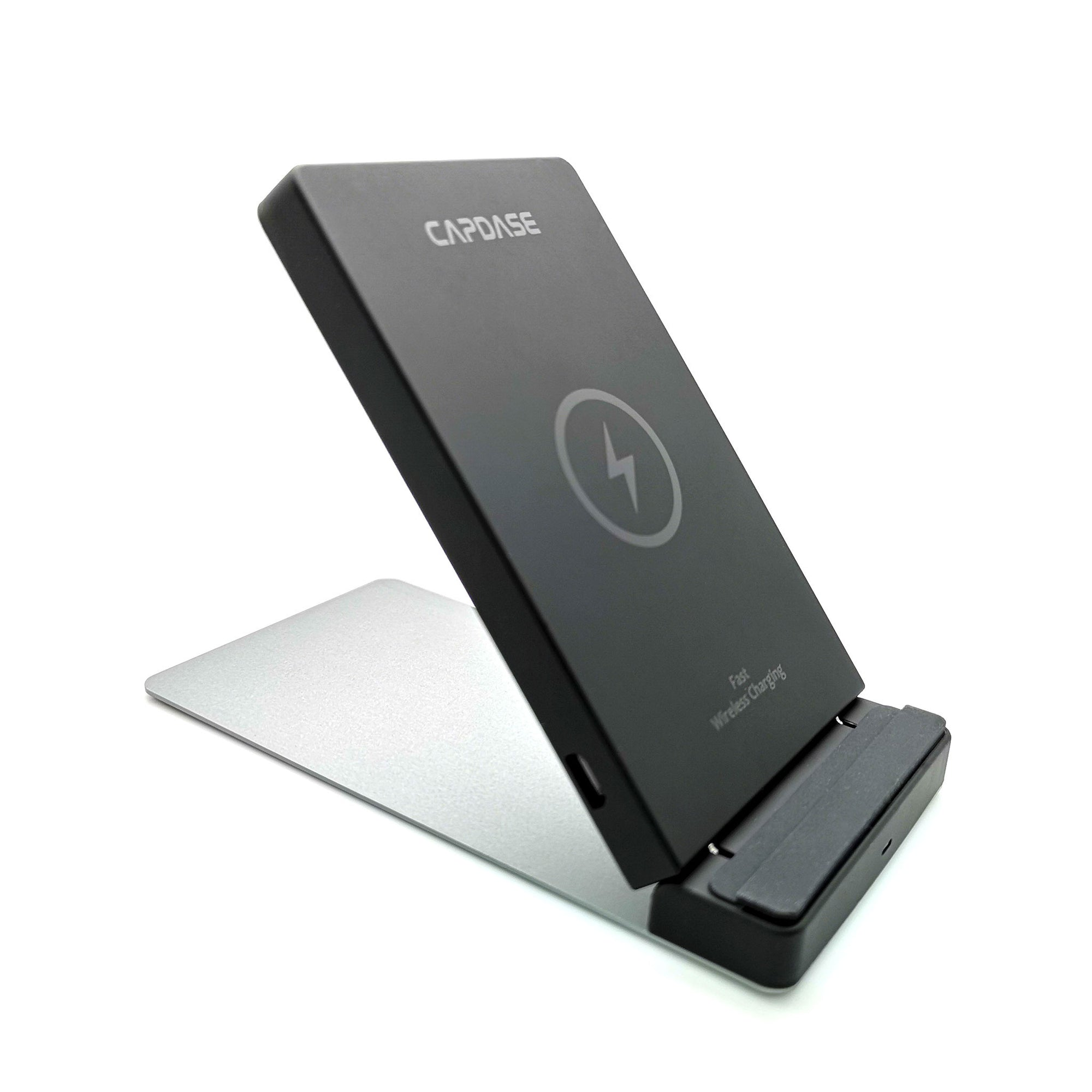 CAPDASE Fast Wireless Charging Stand – Q-Touch DF71