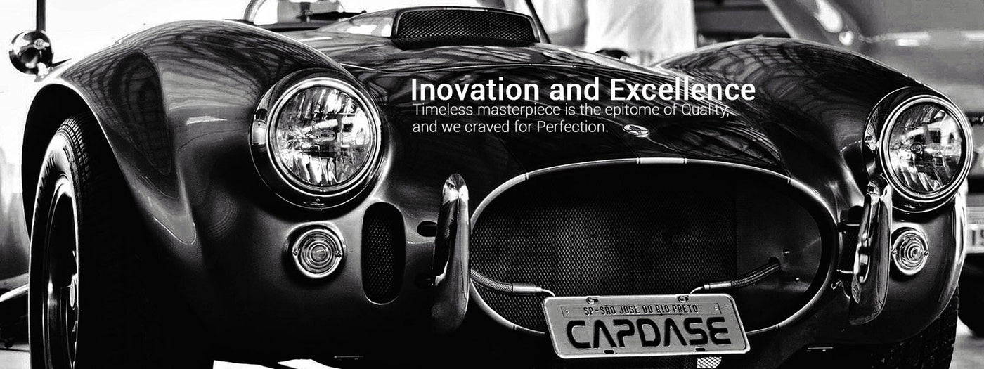 Capdase - An International Brand For Premium Mobile & Car