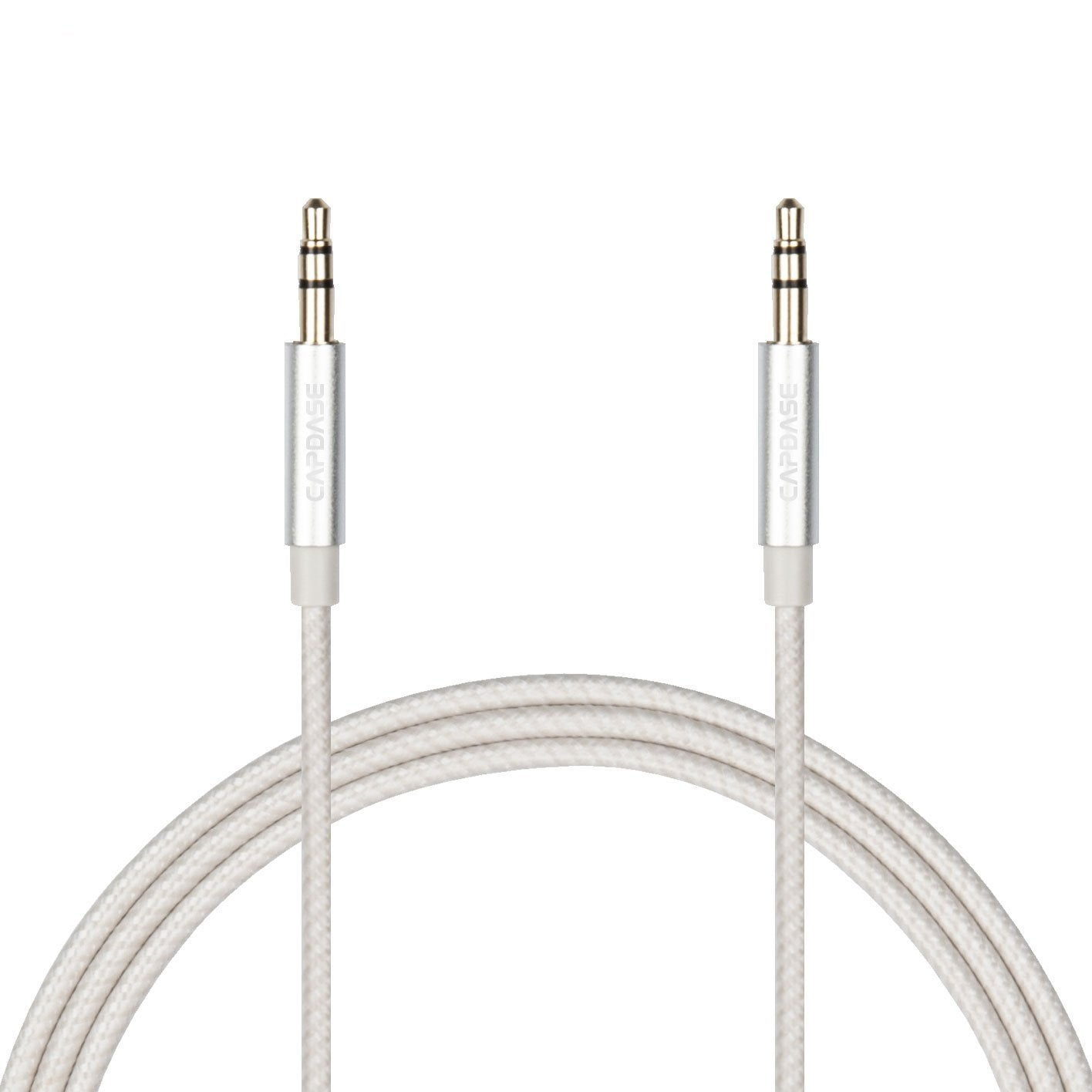 METALLIC Auxiliary Audio 3.5mm Jack Cable