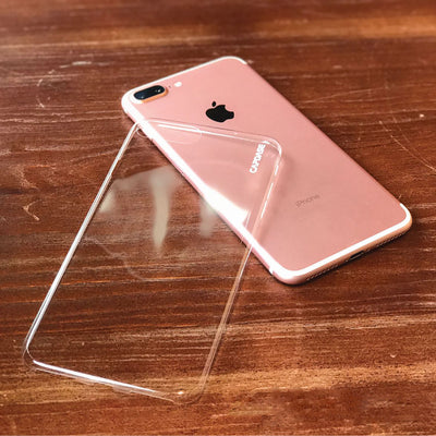AIR 038 Crystal Jacket for iPhone 8, iPhone 7