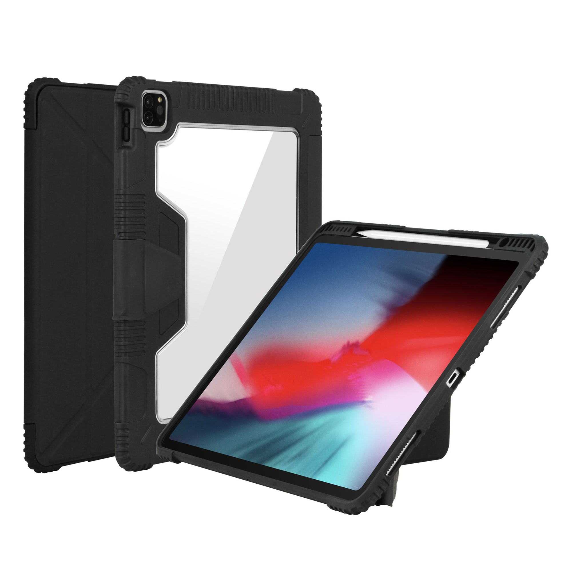 BUMPER FOLIO Flip Case for iPad Pro 12.9-inch (2020 Early)