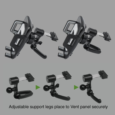 FLEXI II Sport Car Mount Air Vent-Hook