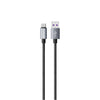 METALLIC CASVQ-5A USB-C To USB-A Sync and Charge Cable 1.5M (5A)