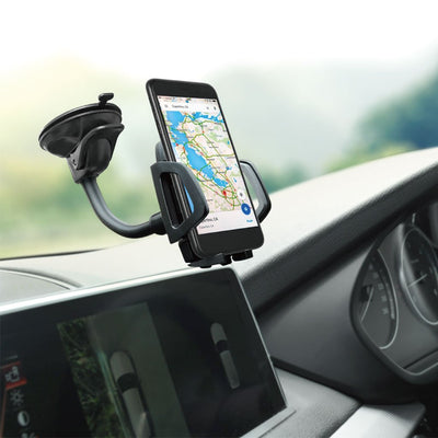 RACER Car Mount Gooseneck Arm