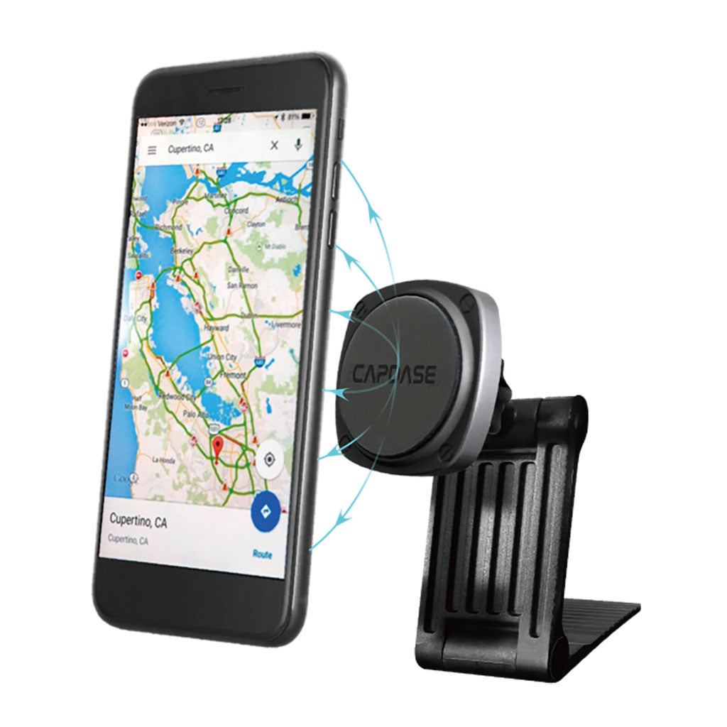 SQUARER Magnetic Car Mount Folding Tack