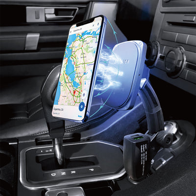 SQ POWER Fast Wireless Charging Magnetic Mount Charging Arm