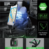 CB Power II Fast Wireless Charging Auto-Clamp Car Mount Charging Arm