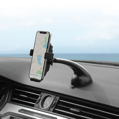 ROADER II Fast Wireless Car Charging Mount Parabola Arm