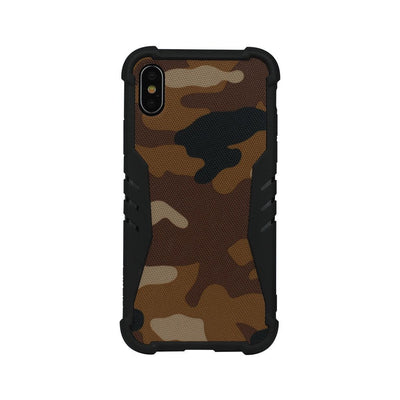 FUZE LN-CAMO H002 Rider Jacket for iPhone X