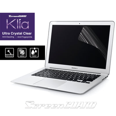 KLIA ScreenGUARD for MacBook Air 13-inch