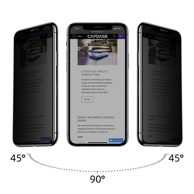iPhone 11 & XR PrivacyGuard Screen Protector FFG-Privacy