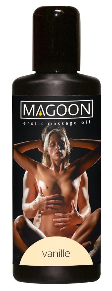 Erotic Massage Oil