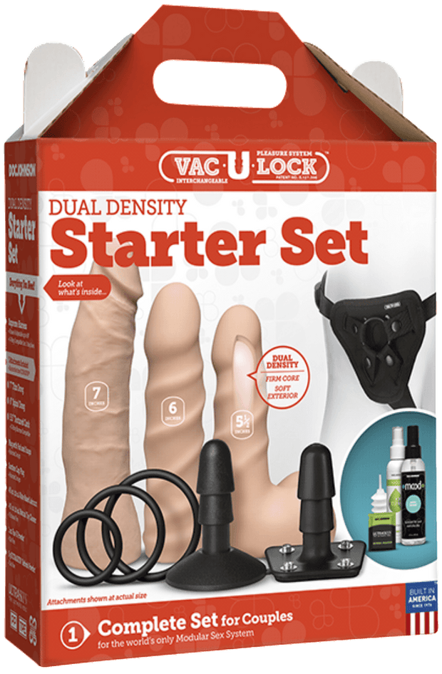 Vac-U-Lock - Dual Density Starter Set