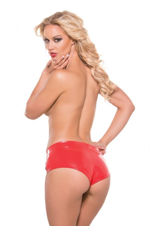 Second Skin Red Hot Shorts