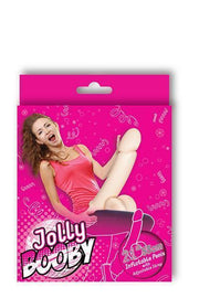 Jolly Booby! Inflatable Giant Strap-On Penis