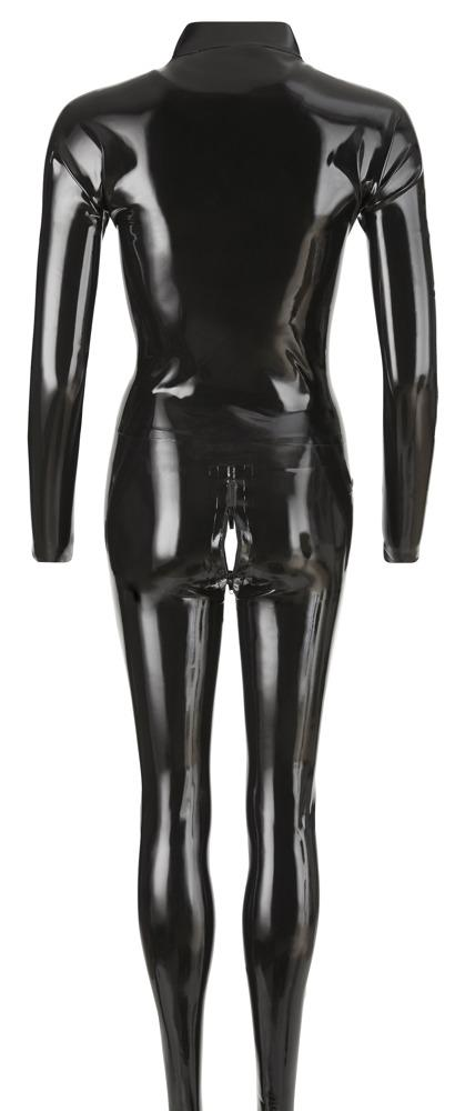The Professional Latex Catsuit